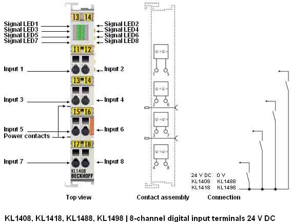 Подключение модуля цифрового